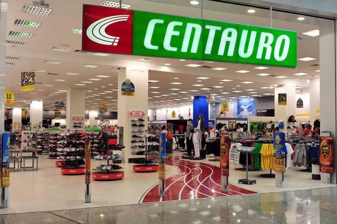 Loja da Centauro.