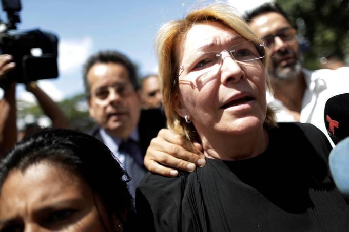 Procuradora Geral da República da Venezuela, Luiza Ortega Diaz