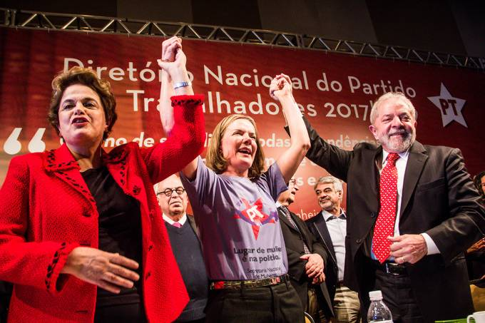 PGR denuncia Lula, Dilma Rousseff e Gleisi Hoffmann