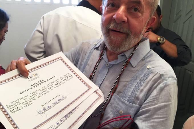 Diploma Lula