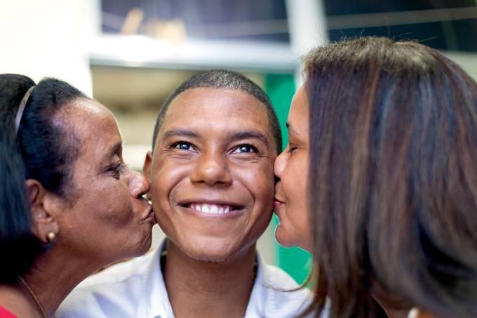 Marcus Vinícius Lopes, Psicólogo, 26 anos