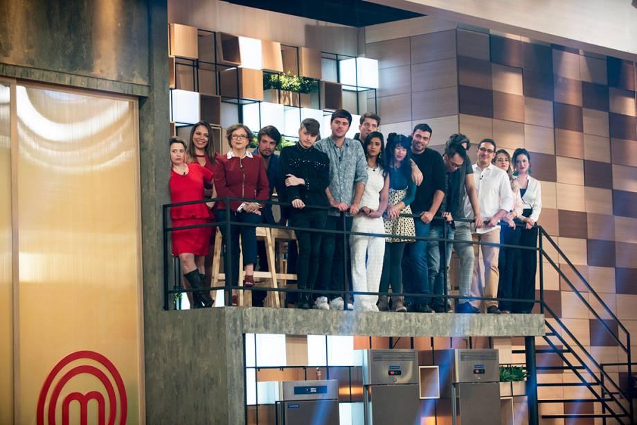 Partipantes eliminados acompanham a final do MasterChef
