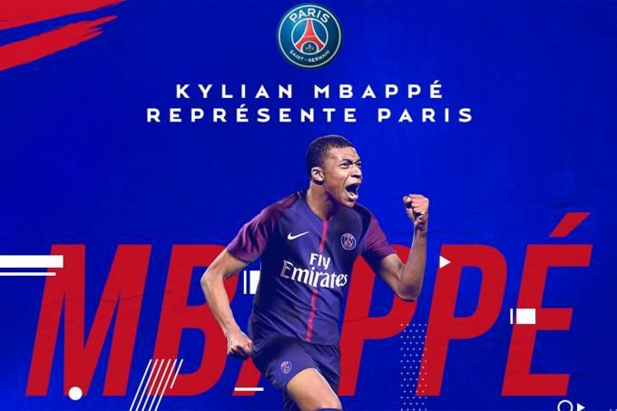 Kylian Mbappé – PSG