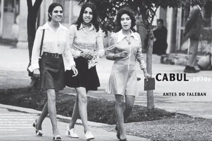 Cabul antes do Talibã