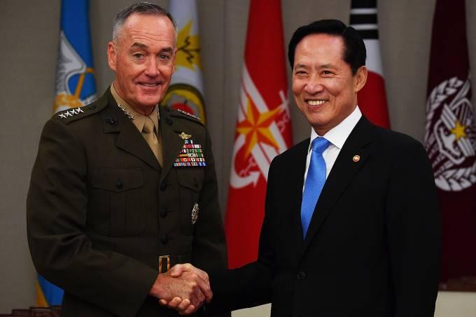 Coreia do Sul e autoridades dos EUA discutem ameaças nucleares da Coreia do Norte