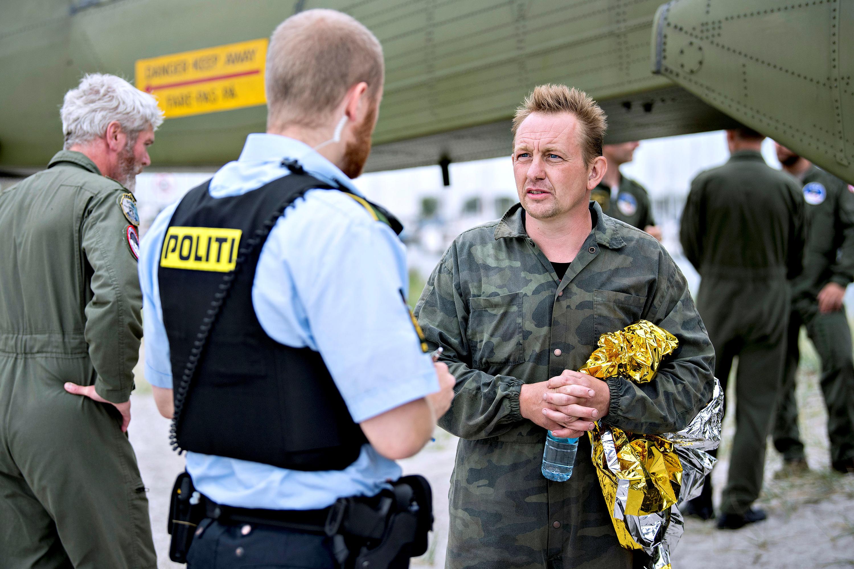 Jornalista desaparecida a bordo de submarino em Copenhague