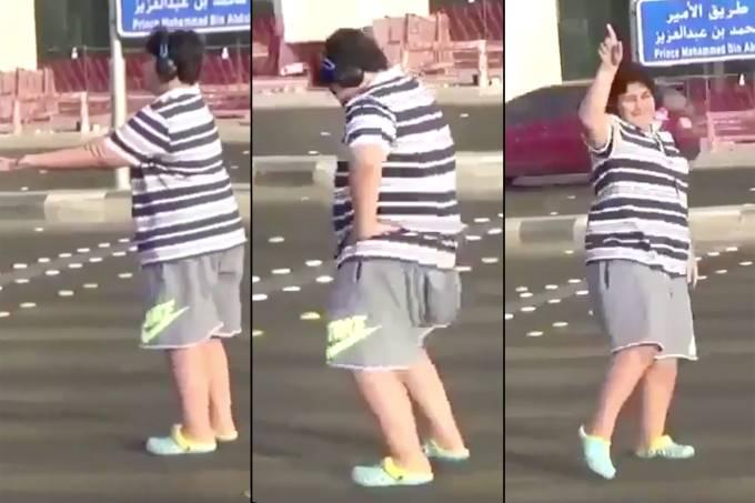 Macarena na Arábia Saudita