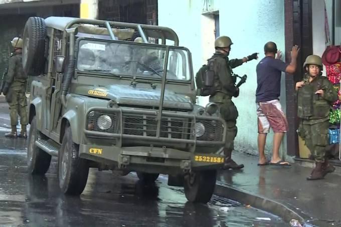 Megaoperação Onerat, Rio de Janeiro