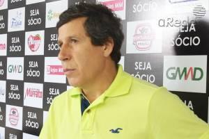 Presidente dos Amigos do Operário, José Álvaro Goes Filho