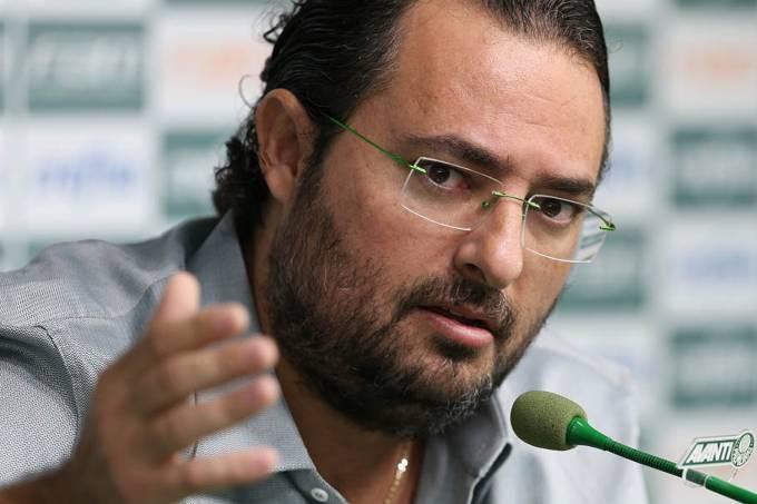 Treino do Palmeiras