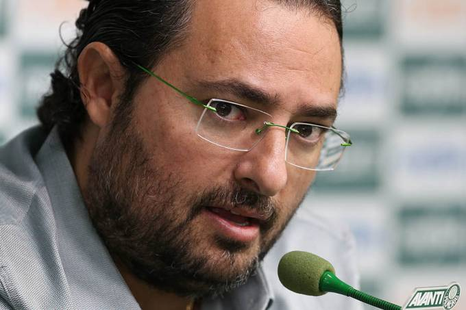Treino do Palmeiras – Alexandre Mattos