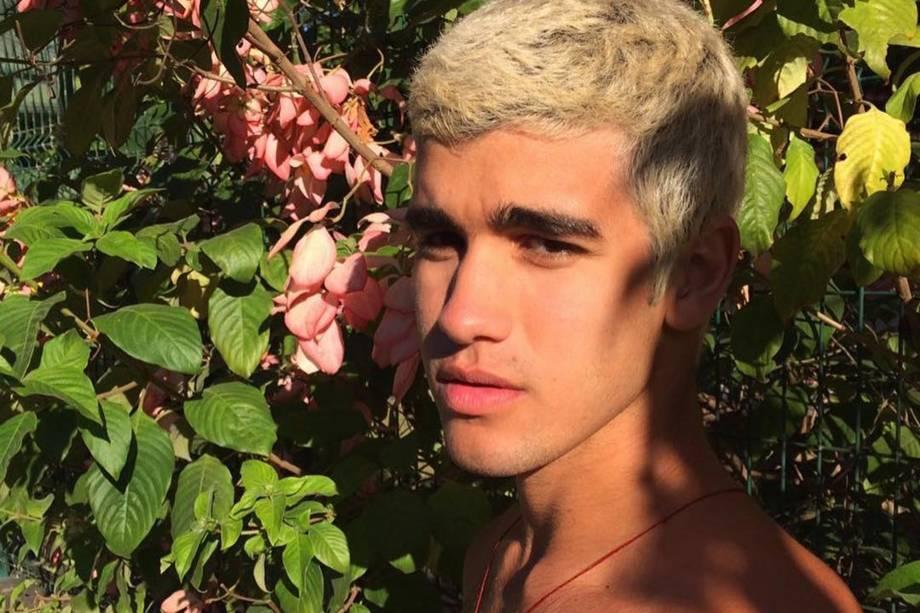Pietro Baltazar, o 'Justin Bieber do Vidigal'