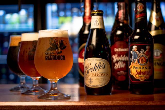 Beer Dock – Comer e beber Recife