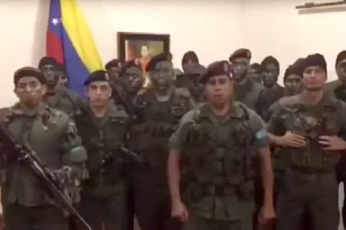 Revolta militar na Venezuela