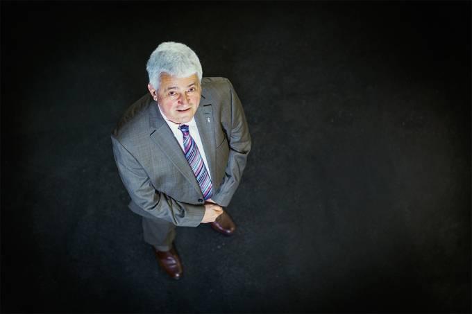 Ruy Garcia Marques o novo reitor da Uerj
