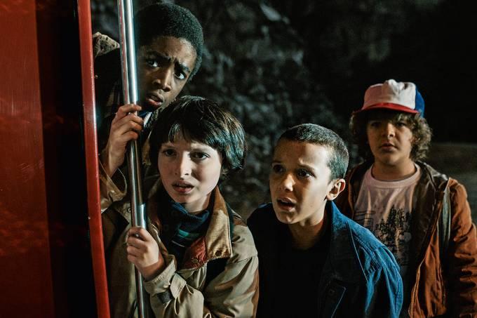 Nova força – A série Stranger Things, da Netflix: a batalha está na rede