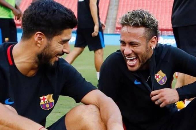 Suárez – Neymar – Barcelona