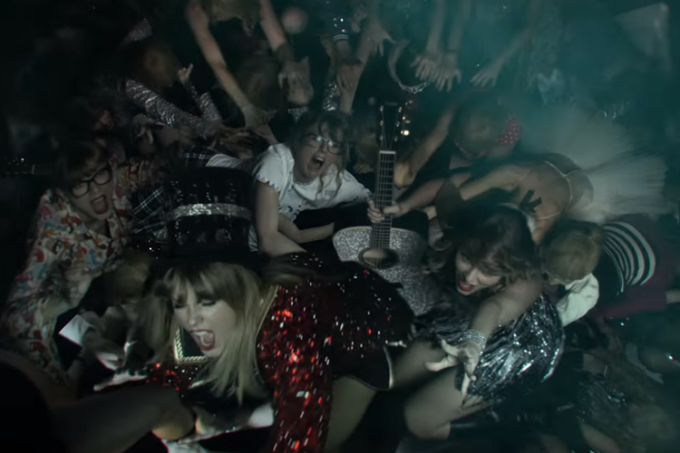 Taylor Swift – Clipe – Look What You Made Me Do