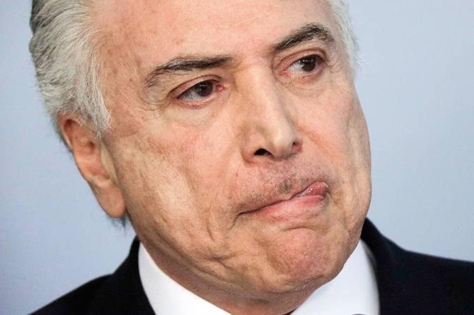 Temer foi à China tentar vender Amazônia por R$ 1,99