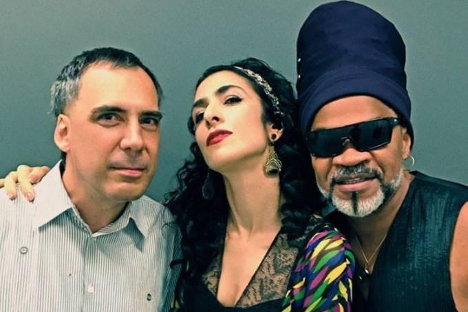 Tribalistas – Arnaldo Antunes, Marisa Monte e Carlinhos Brown