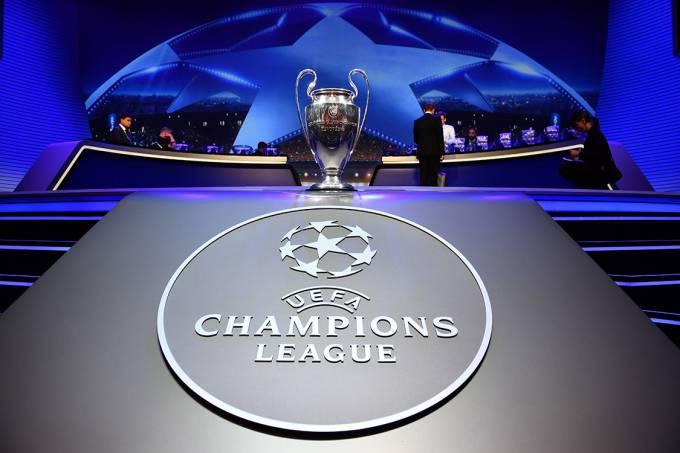 Sorteio dos grupos da UEFA Champions League