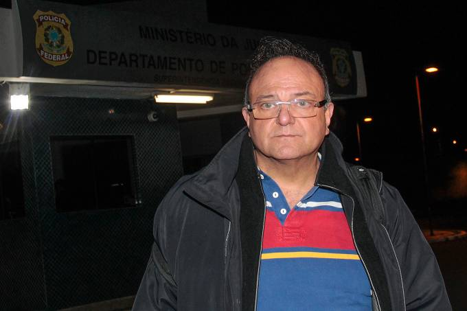 O ex-deputado federal ex-petista Cândido Vaccarezza – 22/08/2017