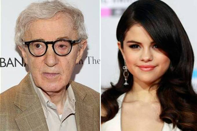 Selena Gomez estará no elenco do próximo filme de Woody Allen