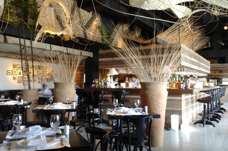 Ambiente do Pobre Juan: casa participa do festival no almoço e jantar