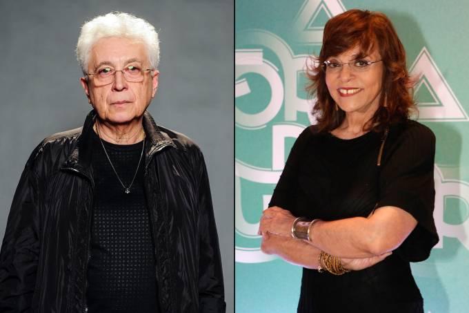 Aguinaldo Silva e Gloria Perez