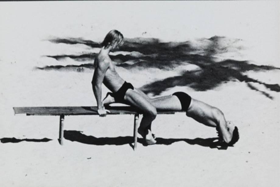 De 1960 e 1992, Alair Gomes realizou a maioria de suas fotografias, expressando a beleza do corpo do homem