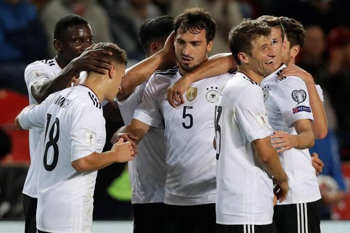 Qualificatório – Copa do Mundo 2018