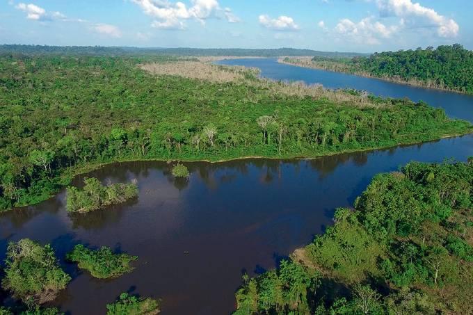 OURO VERDE – A Reserva Nacional de Cobre e Associados (Renca): rica em metais