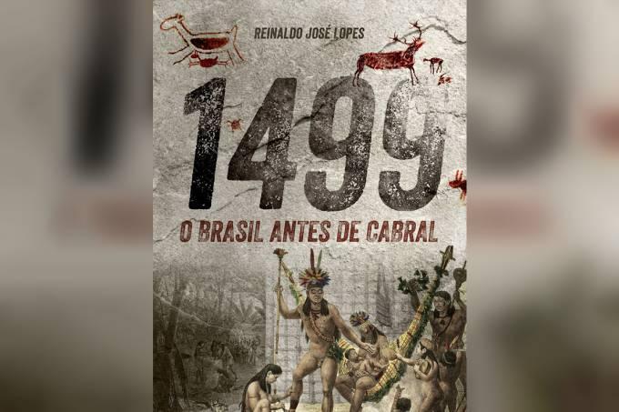 """Livro """"O Brasil Antes de Cabral"""""""