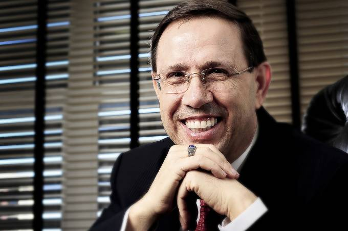 Carlos Wizard Martins, presidente do Grupo Multi.