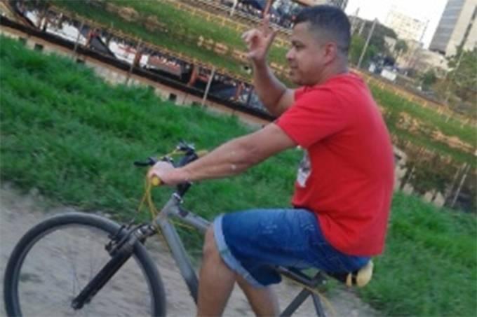 Ciclista atropelado em Osasco