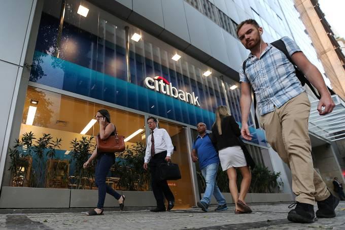 Banco Citibank no Rio de Janeiro – 06/09/2017