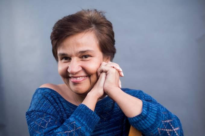 A humorista e atriz Claudia Rodrigues