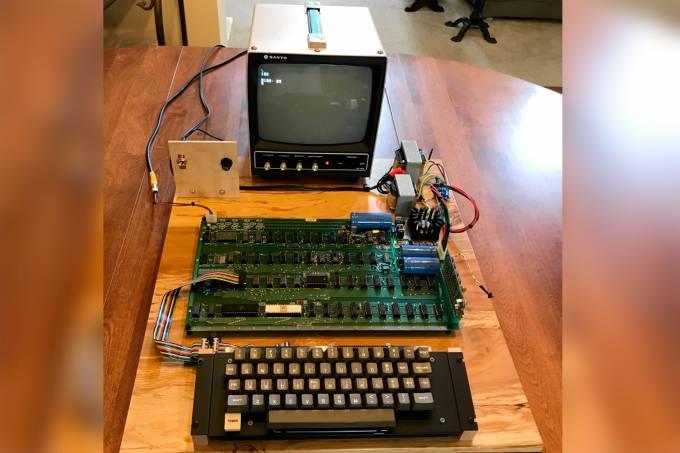 Computador Apple-I