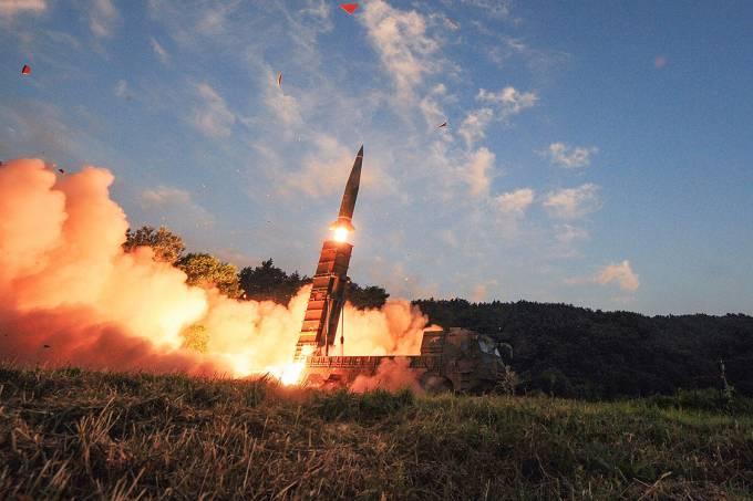 Coreia do Norte – Míssil