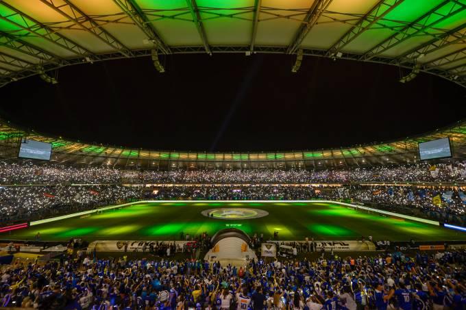 Cruzeiro e Flamengo – Copa do Brasil 2017