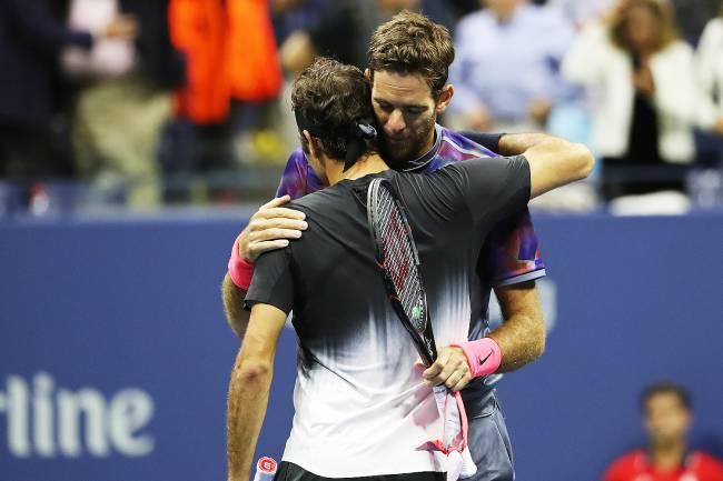 Del Potro elimina Roger Federer e encarar Nadal nas semis do US Open - 07/09/2017