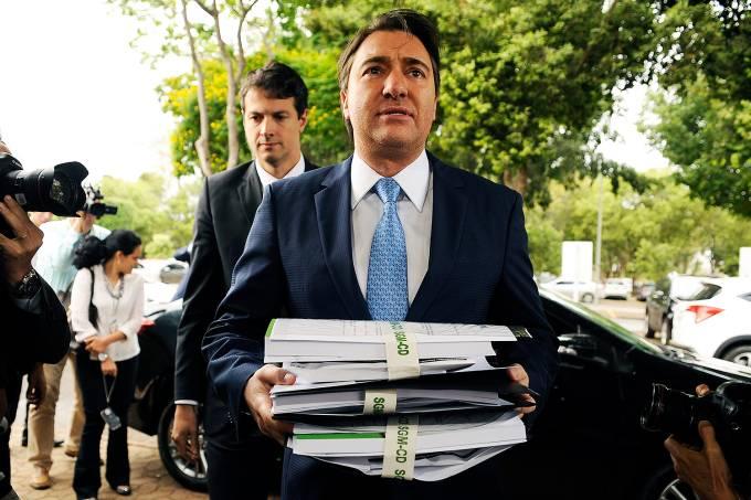 Primeiro-secretário dep. Giacobo (PR – PR)