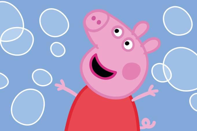 MBL quer censurar Peppa Pig por ela parecer um pênis