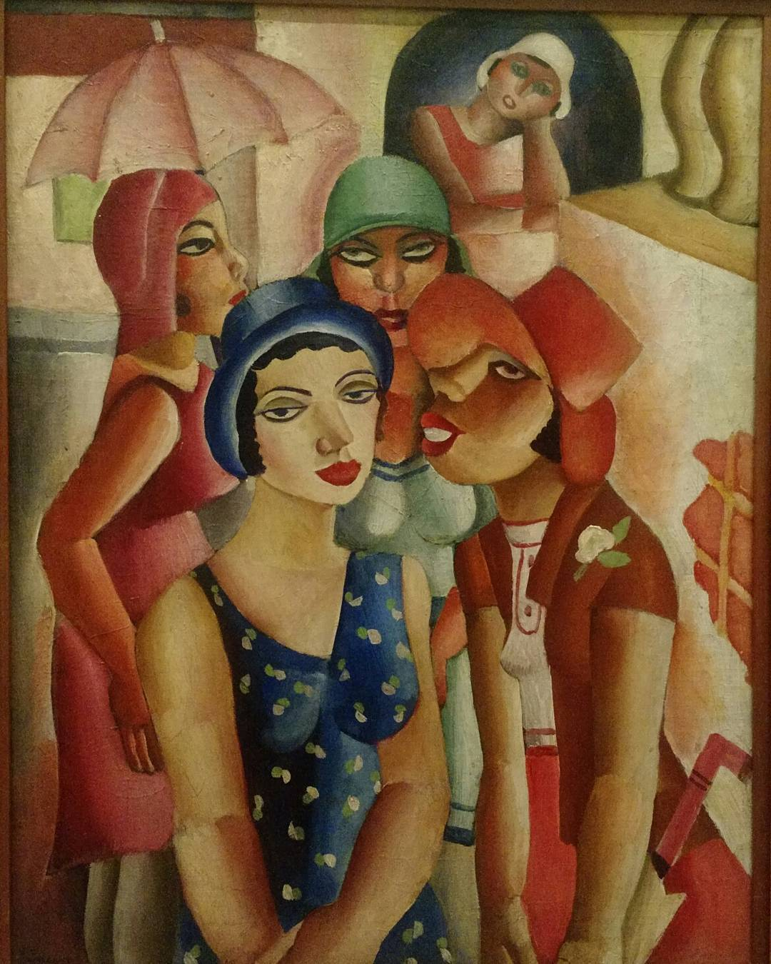 Cinco Moças de Guaratinguetá, 1930