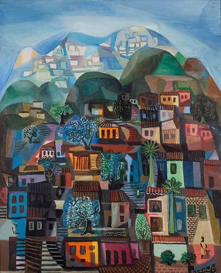 Favela, 1958