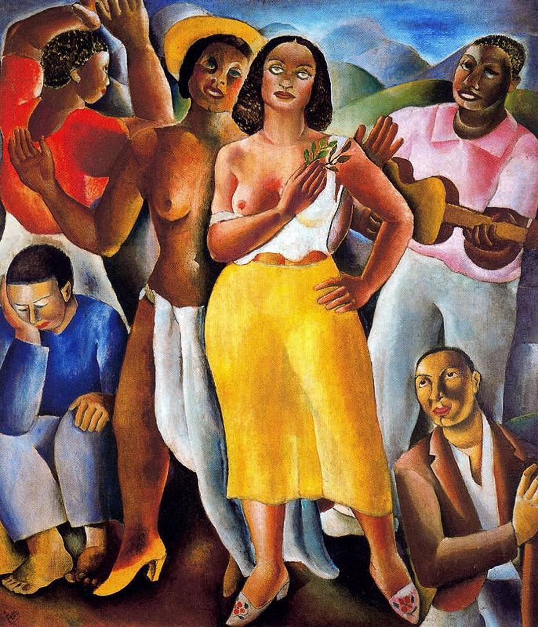 Samba, 1925
