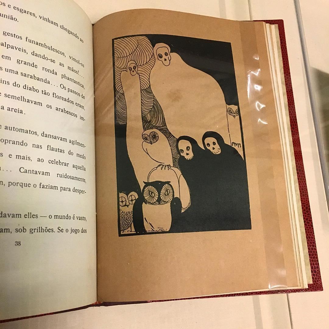 "Di Cavalcanti ilustrou o livro ""Balada do enforcado"", de Oscar Wilde"