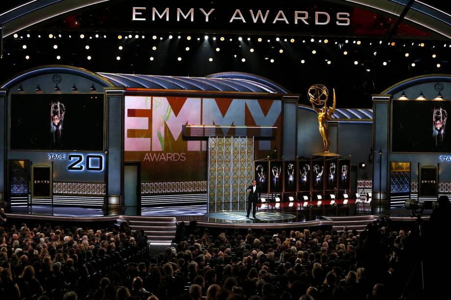 Premiação do 69º premiação Emmy Awards, em Los Angeles - 17/09/2017