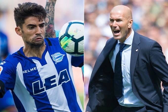 Enzo Zidane e o pai, Zinedine Zidane