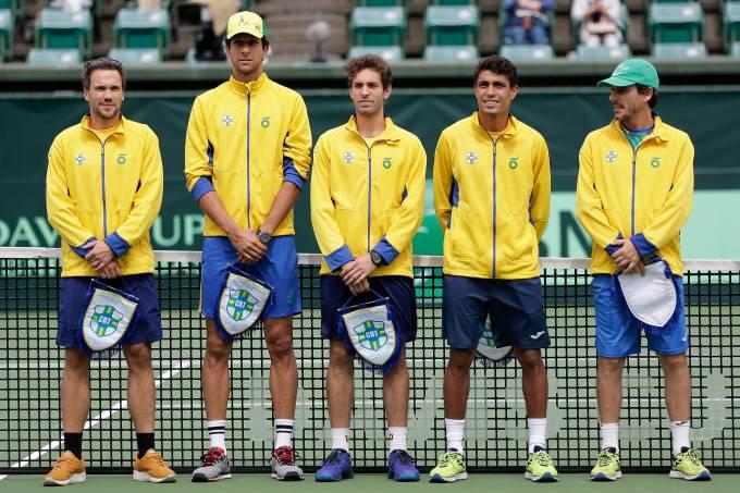 Japão x Brasil – Copa Davis